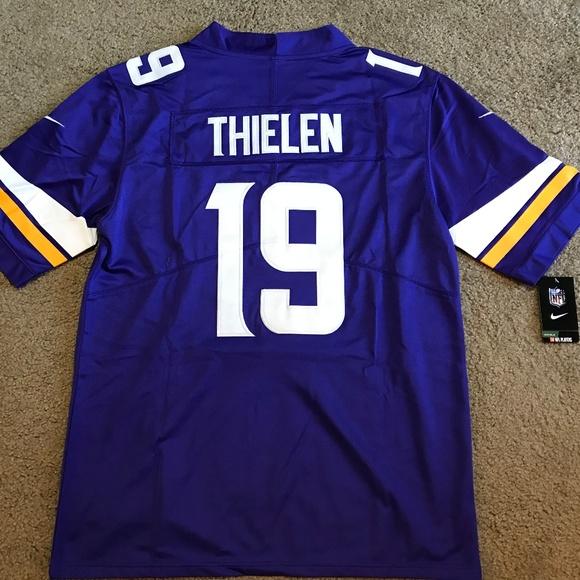 8b11dddd Adam Thielen Minnesota Vikings Jersey NWT